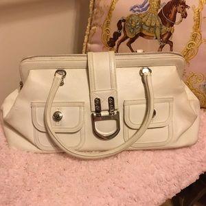 Dior flight bag